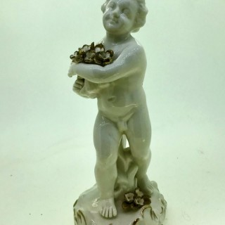 Cherub Dresden Figure