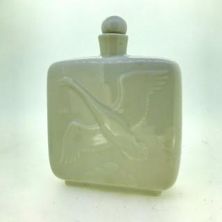 Royal Copenhagen Flask