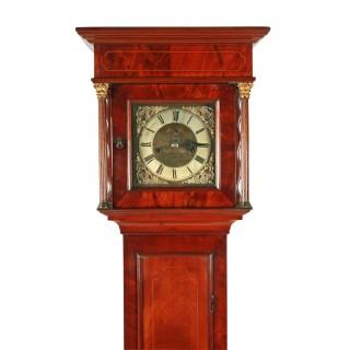 George II Style Grandmother Clock