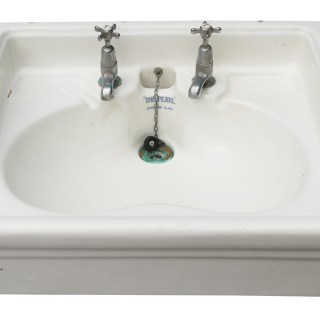 A Reclaimed Bathroom Basin or Sink 'The Pearl'