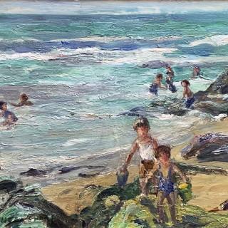A Cornish Shore