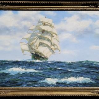 Trade Winds (White Star Line Clipper) 1966
