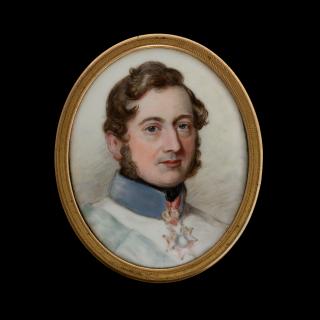 William Essex, 'Count Hugo Mensdorff (1804-47)' , c.1842