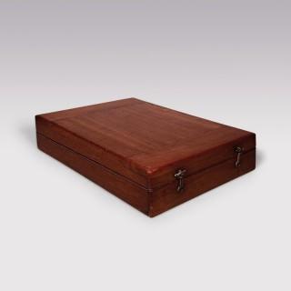 A 19th century miniature Bagatelle Board