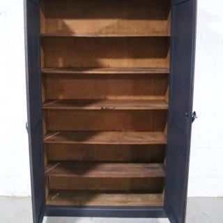 Painted Storage Cupboard