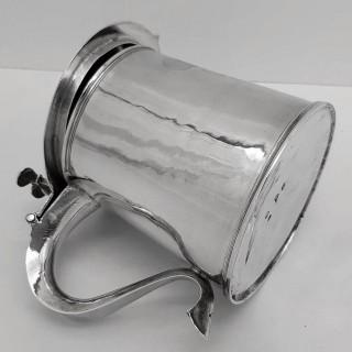 Commonwealth Silver Tankard