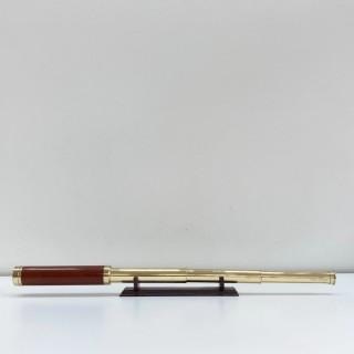 Georgian Three Draw Telescope by Cary of London