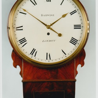 BARWISE DROP DIAL WALL TIMEPIECE