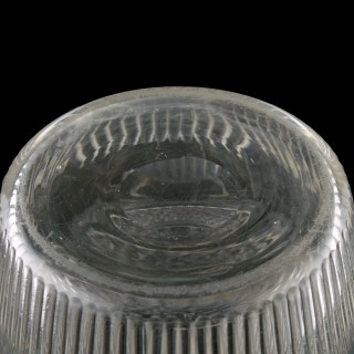 Georgian Cut Glass Decanter