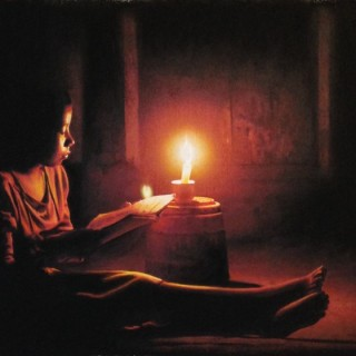 Under Candlelight