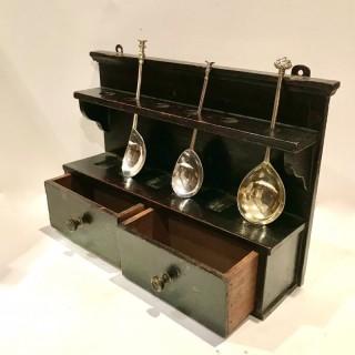 Welsh Spoon Rack