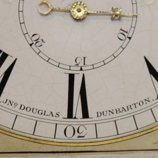 Small Proportioned Scottish Longcase Clock