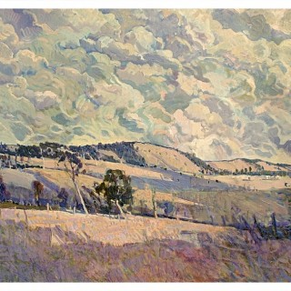 'Songs for Hills and Clouds' by Glen Preece (born 1957)