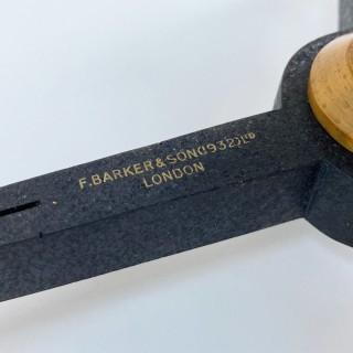Early Twentieth Century Cased Met Office Nephoscope by Francis Barker & Sons