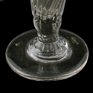 18th Century Short Ale Glass