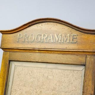Standing Programme Board