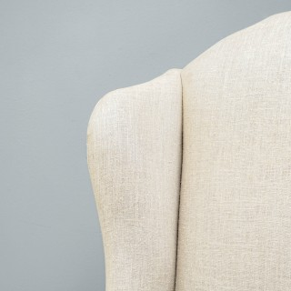 Pair of Wing Armchairs