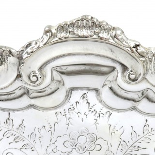 Antique Victorian Sterling Silver 11