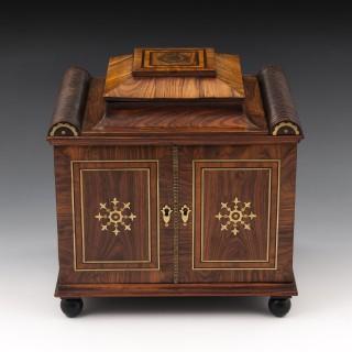 Kingwood Sewing / Writing Box