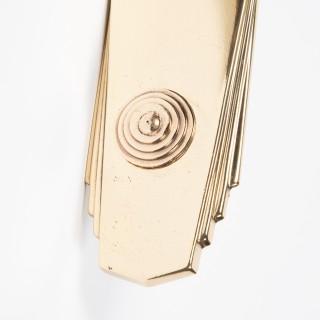 Art Deco door knocker
