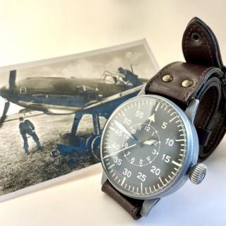 German Luftwaffe watch World War 2