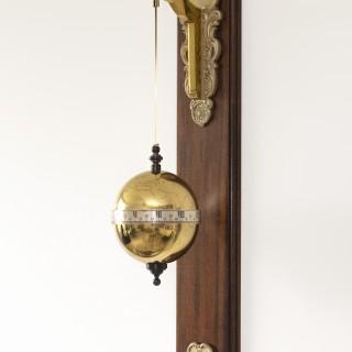 1970s Mystery Falling Ball gravity clock