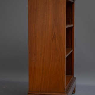 James Shoolbred & Co Small Open Bookcase