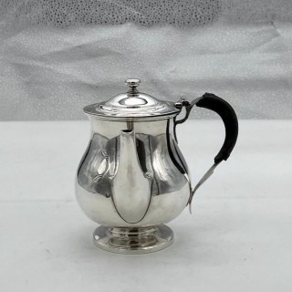 Antique William IV Sterling Silver Argyle London 1832 Robert Hennell II