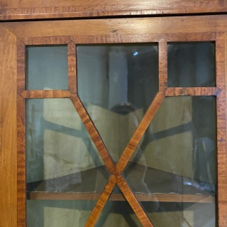 Late 19th century French floor standing corner cabinet
