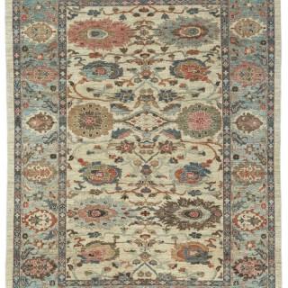 Contemporary Sultanabad carpet