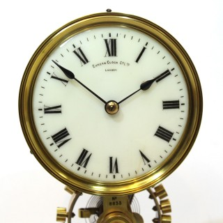 Five Glass Electric clock, Eureka Clock Co.