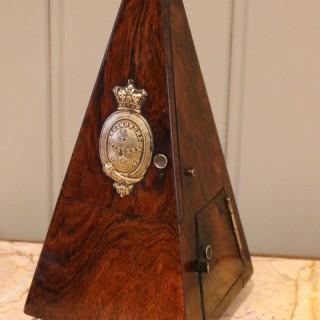 Good Quality Rosewood Metronome