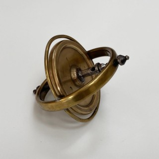 Victorian Demonstration Gyroscope