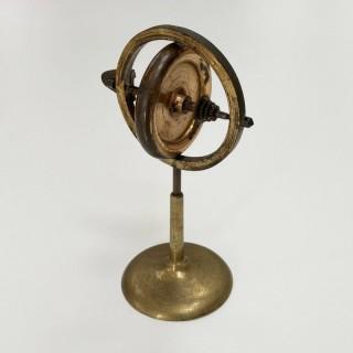 Mid Victorian Savarts Wheel Demonstration by Tisley & Spiller of London