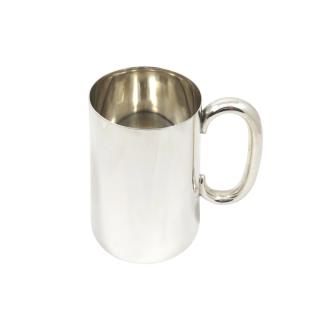 Antique Sterling Silver Pint Mug / Tankard 1935