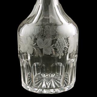 19th Century Georgian Design Decanter