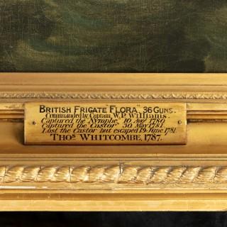 Thomas Whitcombe: 'Flora'