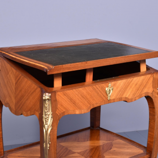 A Kingwood and Gilt Mounted Lectern.