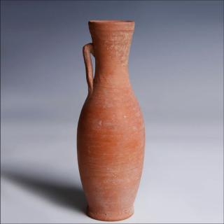Nabataean Red Terracotta Jar