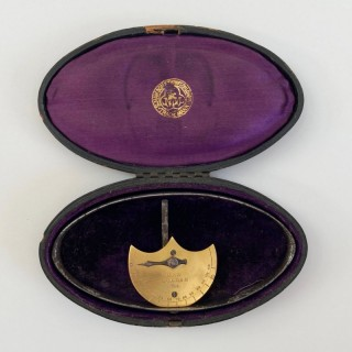Late Victorian Cased Dynamometer by S Maw Son & Thompson London