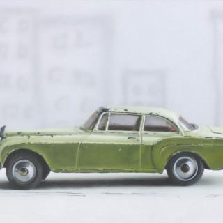'Bentley' by Donald Macdonald (born 1976)