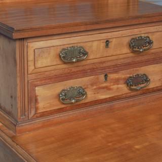 Antique 'John Taylor of Edinburgh' Satinwood Dressing Table
