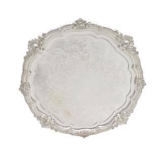 Antique Edwardian Sterling Silver 11