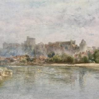 Alfred William Hunt - Windsor Castle