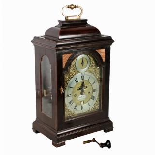 George II Bracket Clock by Samuel Whichcote
