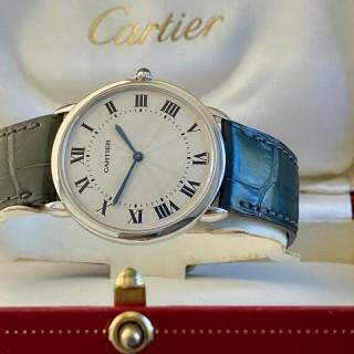 Cartier Ronde Louis