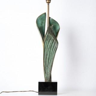 Amaryllis model table lamp by Chrystiane Charles