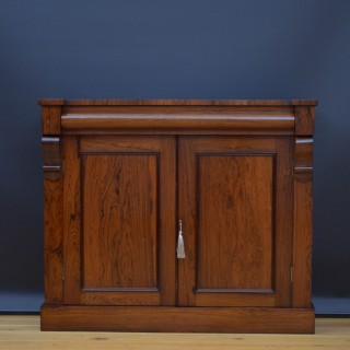 Early Victorian Rosewood Chiffonier