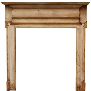 A Reclaimed Victorian Style Fire Surround
