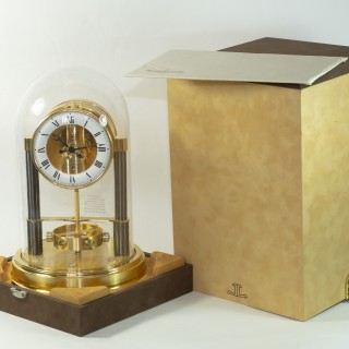 Jaeger leCoultre Atmos clock, made for the 150th anniversary